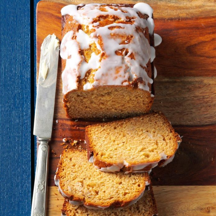 Honey Spice Bread