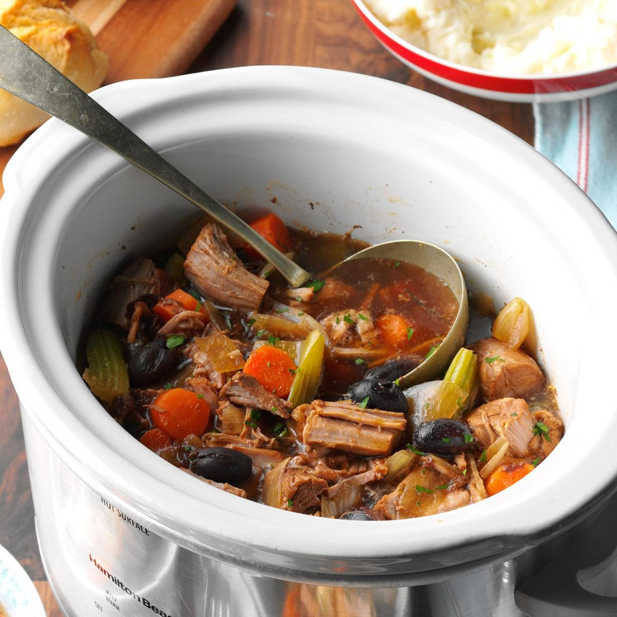 Slow-Cooked Pork Stew Recipe