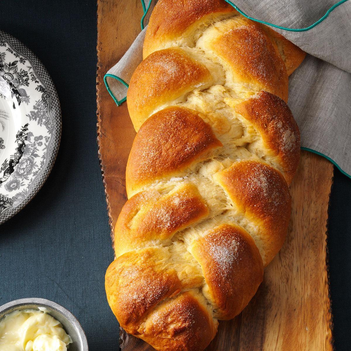 Cardamom Braid Bread Recipe Taste Of Home
