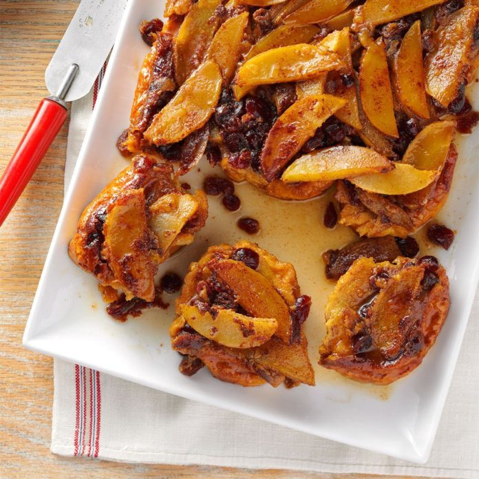 Cinnamon-Apple French Toast