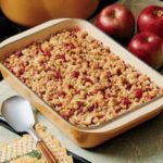 Cranberry Apple Crisp