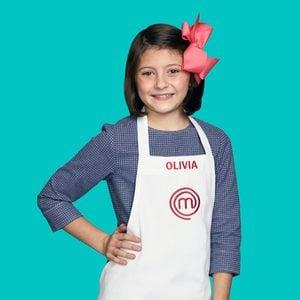 MASTERCHEF: JUNIOR EDITION: Olivia Age: 10 Hometown: New York, NY Signature Dish: Pork Chop with Chutney CR: Michael Becker / FOX. © 2018 / FOX Broadcasting.