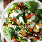 The Secret to the Best Homemade Ranch Dressing