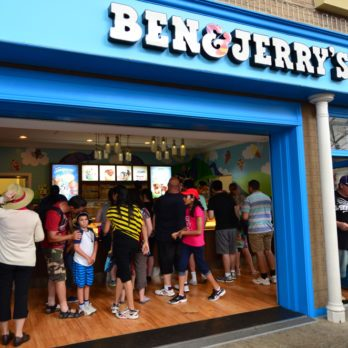 Ben & Jerry's Wants to Thank You With Free Ice Cream