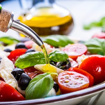 Following a Mediterranean Diet Might Fight Aging, Research Says
