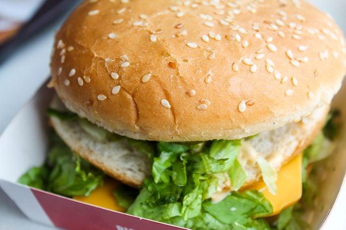 McDonald's Secret Menu: Bic Mac 'n' Cheese in a Box
