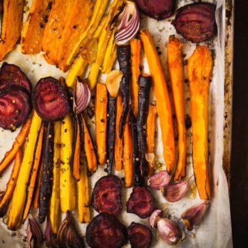Secrets for Perfectly Crispy, Carmelized Roasted Veggies