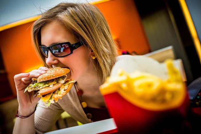 McDonald's Secret Menu: Monster Mac