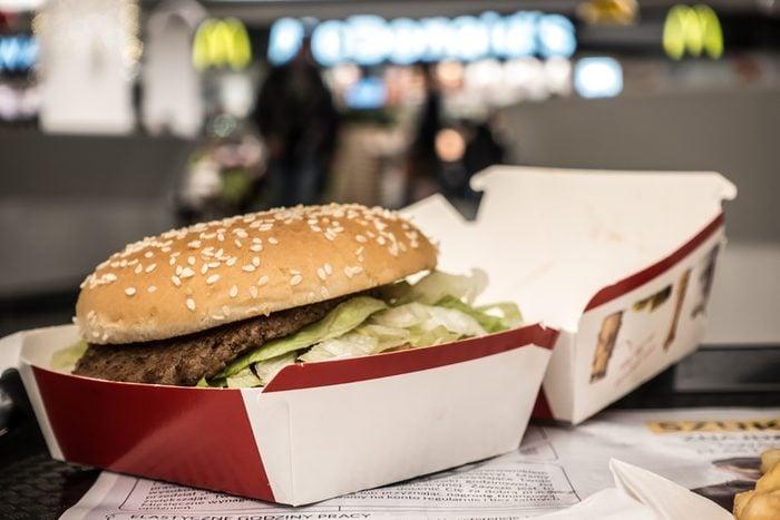 McDonald's Secret Menu: Poor Man's Big Mac in a Box