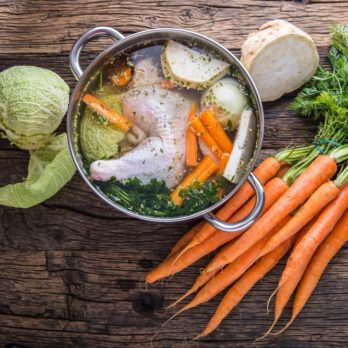 What's the Difference Between Stock and Bone Broth?