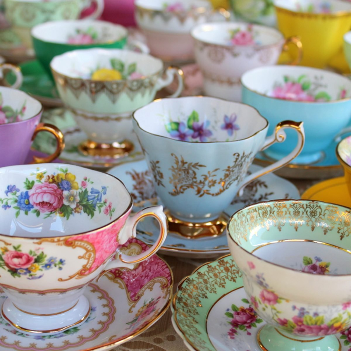 10 Things You Never Thought To Do With Your Vintage Teacups