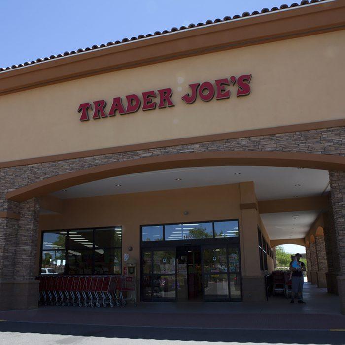 PHOENIX, ARIZONA, JUNE 11, 2017: TRADER JOES GROCERY STORE