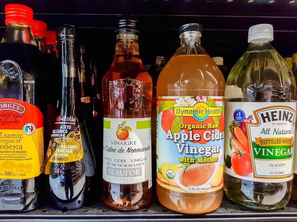 Here's When Each Type of Vinegar Works Best | Taste of Home