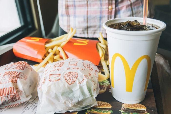 McDonald's Secret Menu: Grilled Cheese
