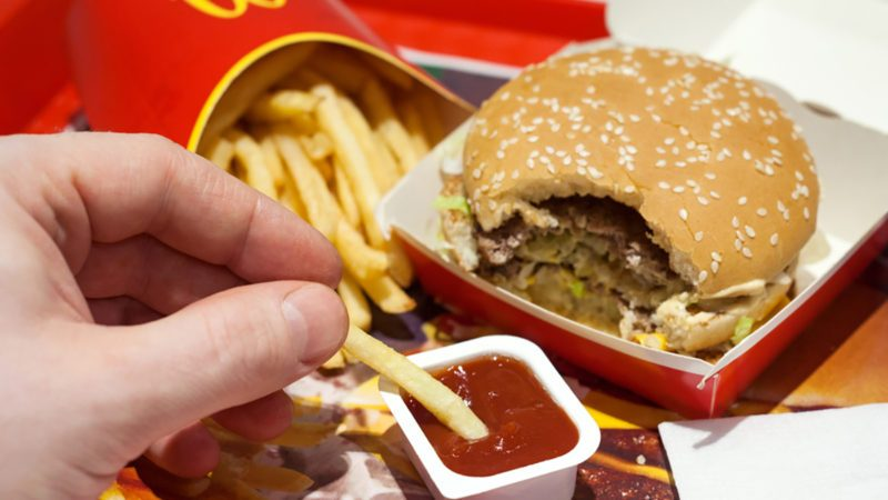 5 Things Nutritionists Order at McDonald's