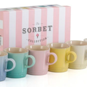 Get the Scoop on Le Creuset's New Sorbet Collection