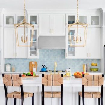 8 Beautiful Kitchen Backsplash Ideas You Can DIY With Peel-and-Stick Tiles