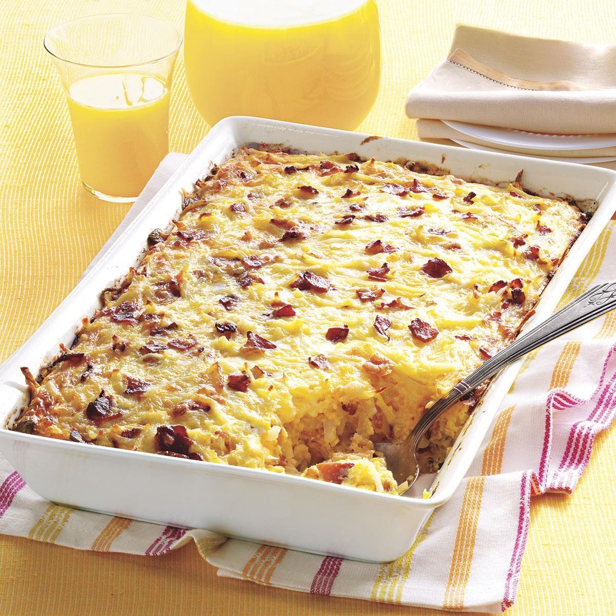 Easy Breakfast Casseroles: Amish Breakfast Casserole Recipe