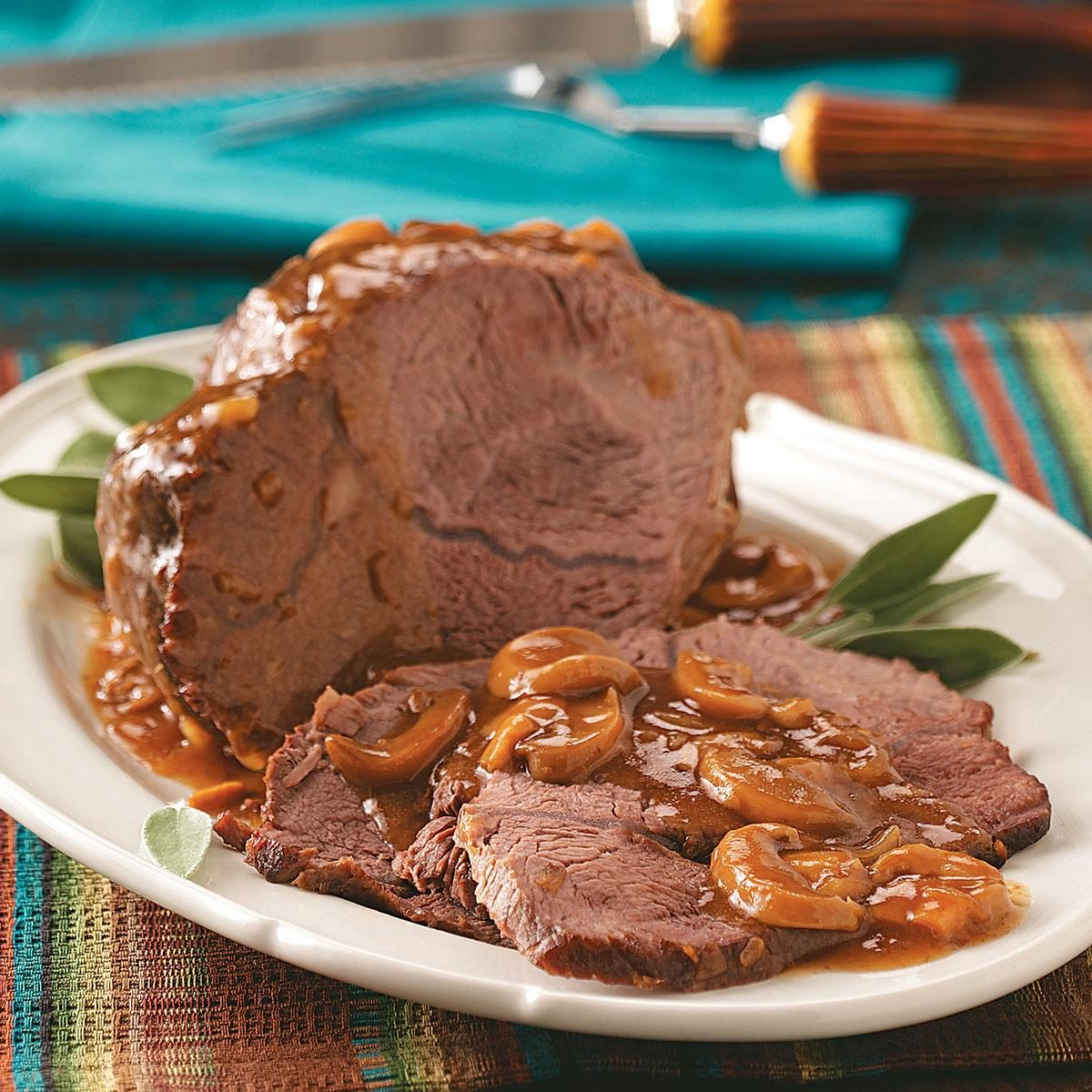 How to cook beef sirloin tip roast