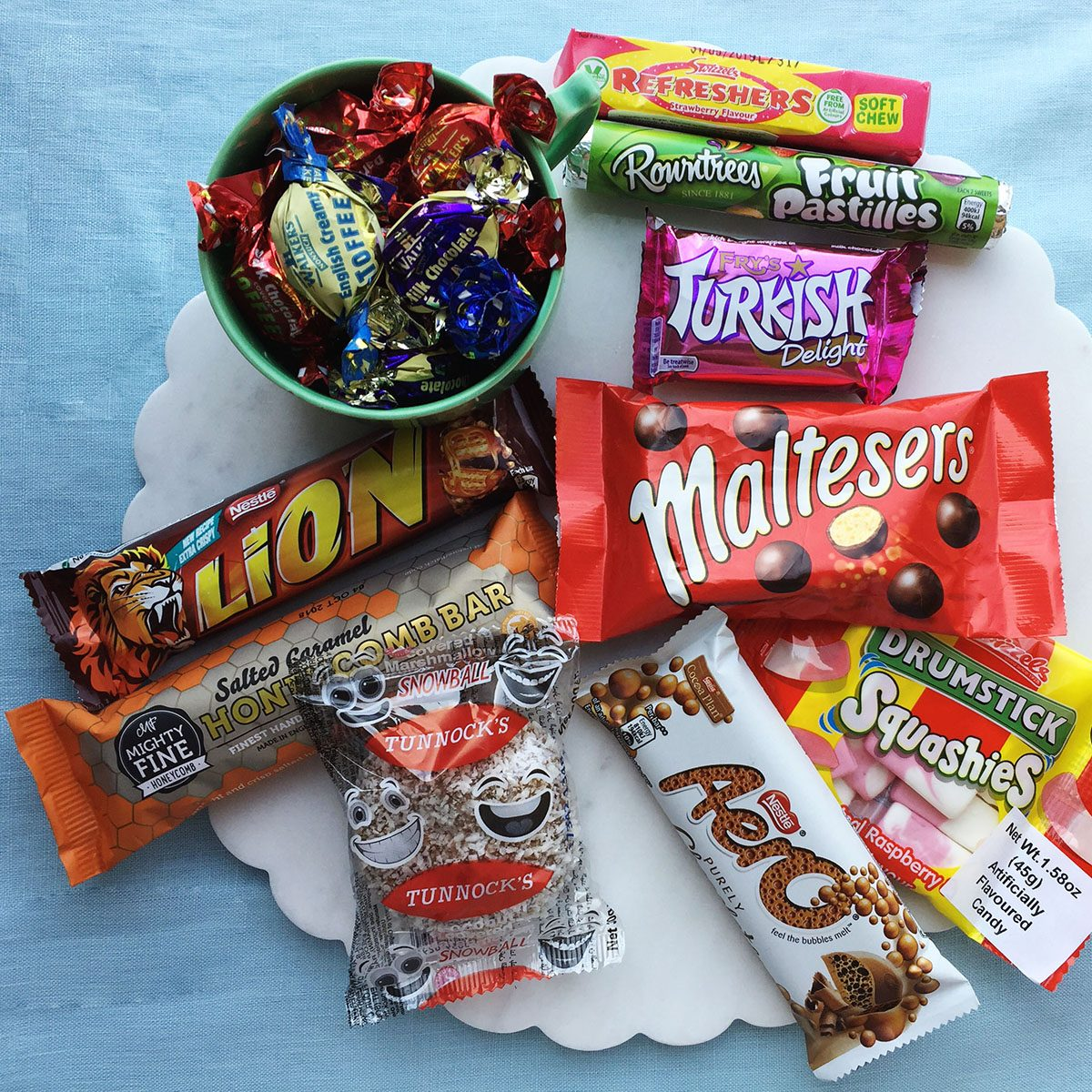 We Tried 10 Kinds of British Candy (and There Was One We Absolutely Adored)