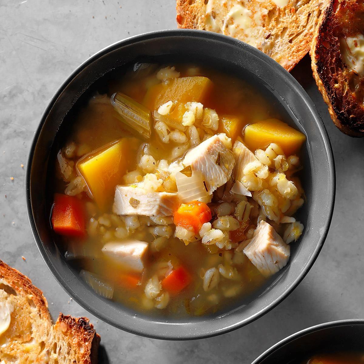 25 winter squash soup recipes taste of home