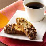 Caramel Pecan Biscotti