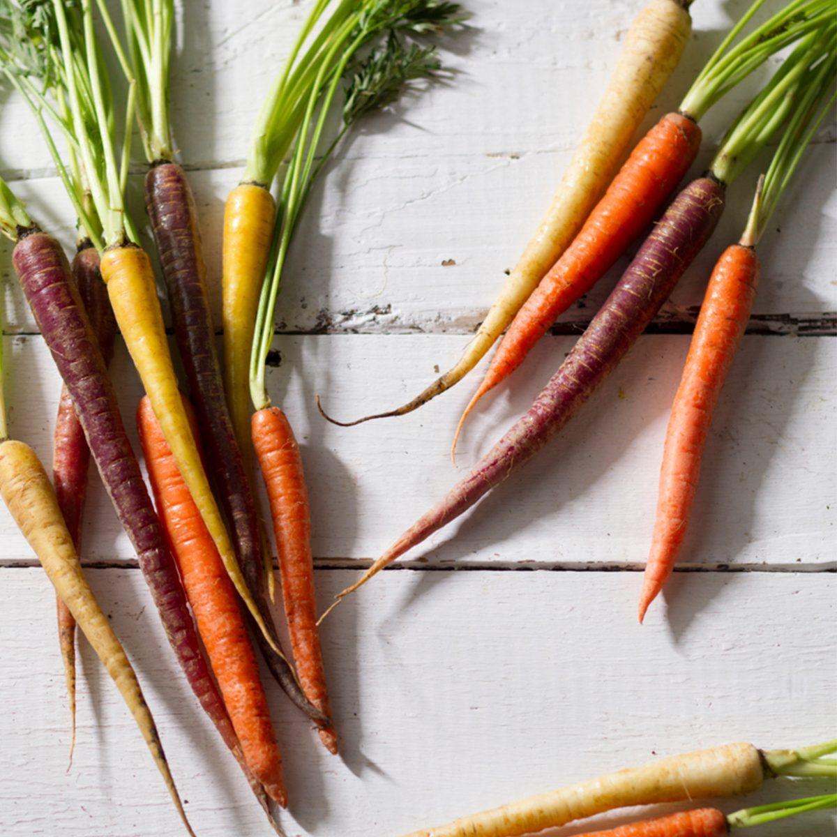 Rainbow Carrots via Taste of Home