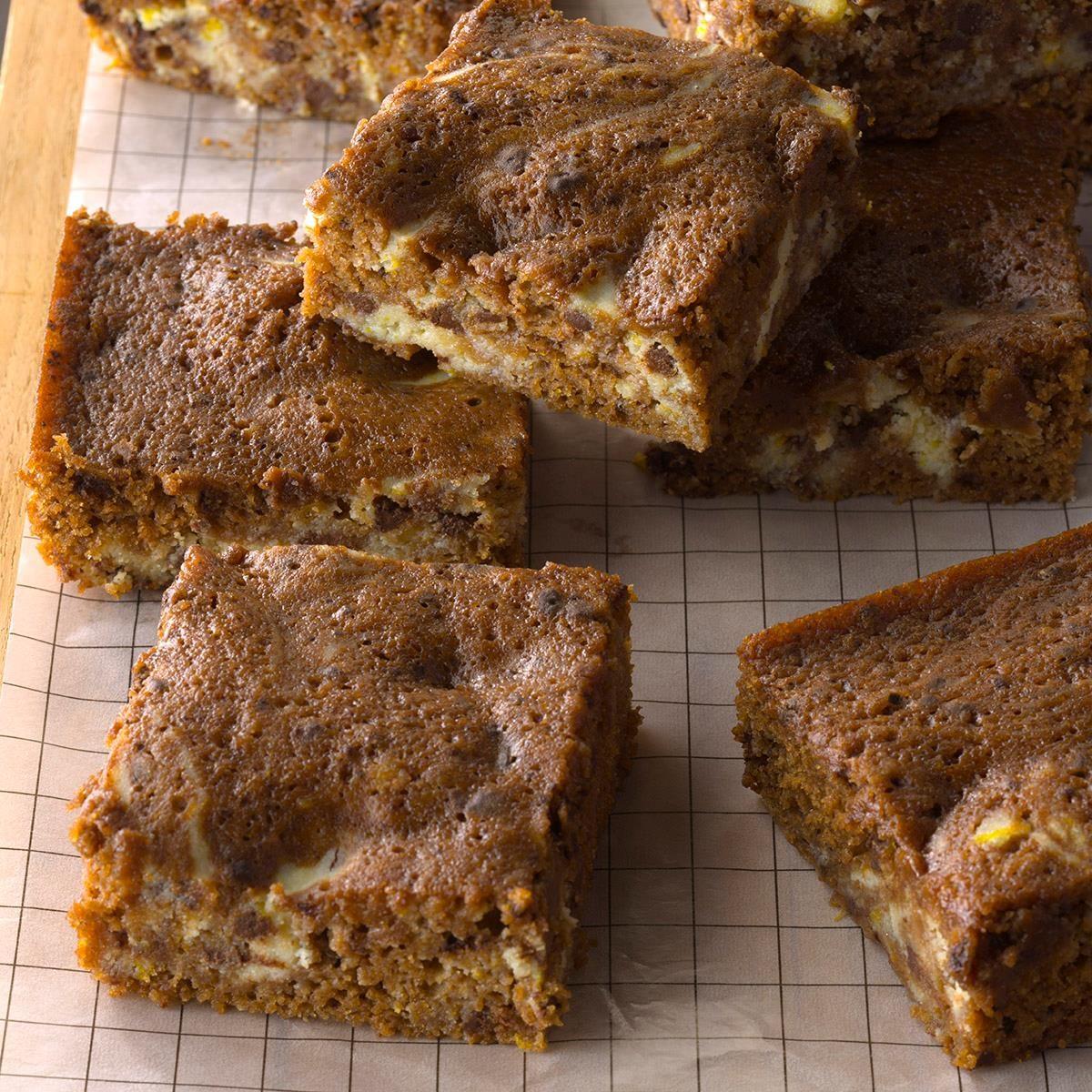 Chocolate Cannoli Cake Recipe   Taste of Home