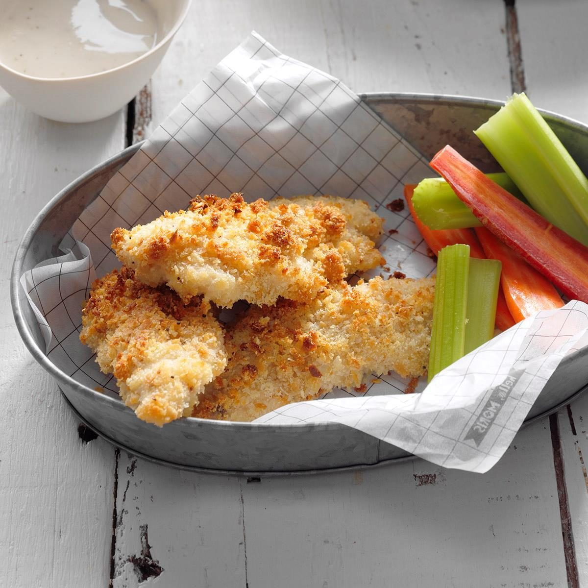 Foods You Can Make With Chicken Strips