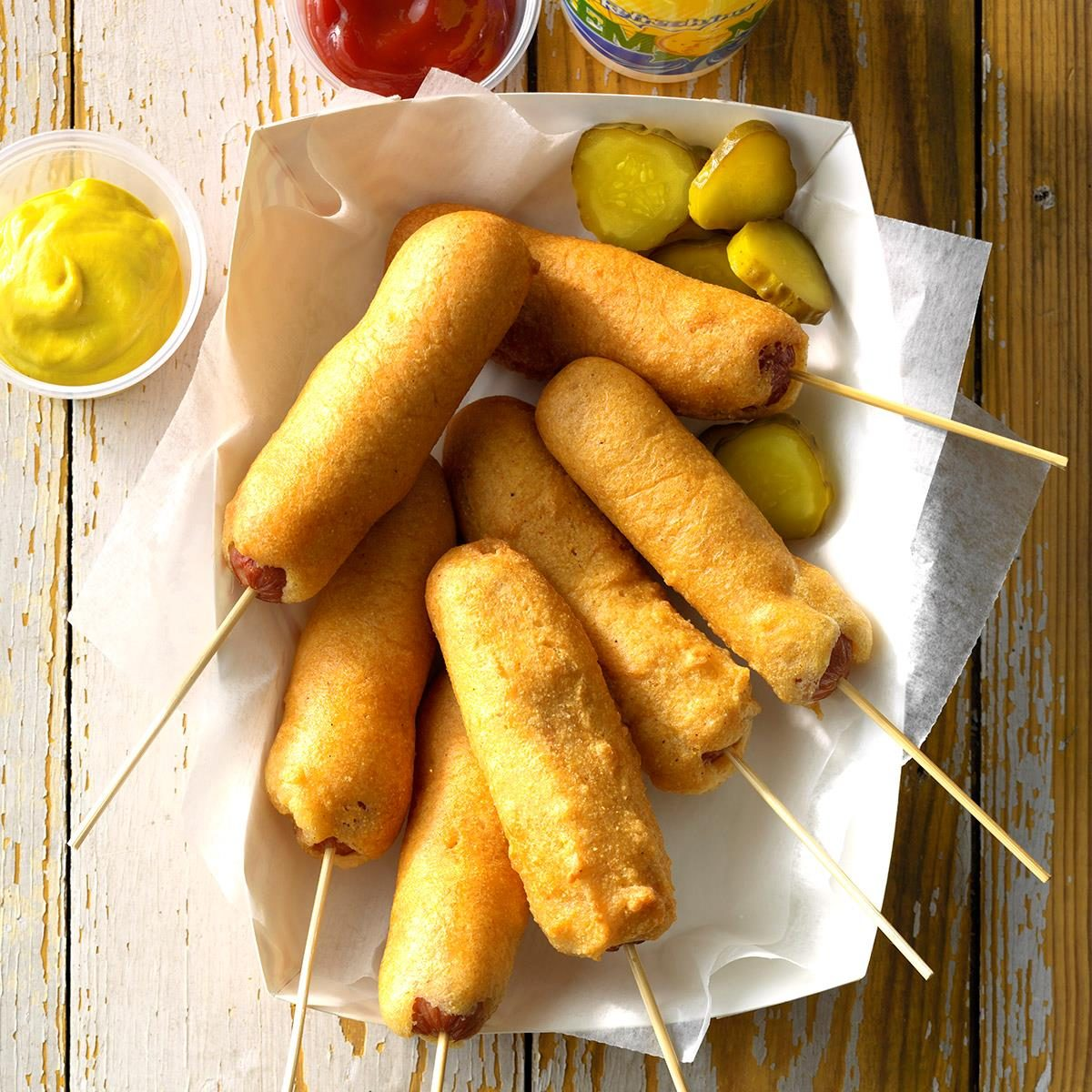 Fair-Favorite Corn Dogs