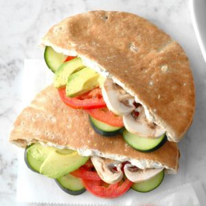 22 Healthy Sandwiches for Brown Bag Lunches