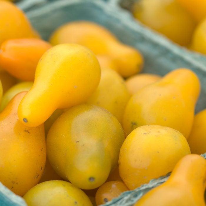 Yellow Pear Tomatos