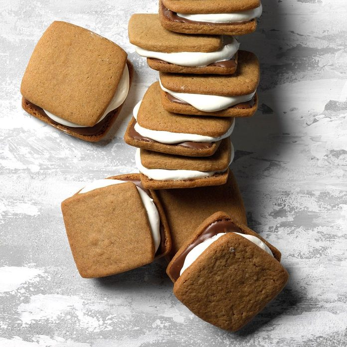 Ginger S'mores