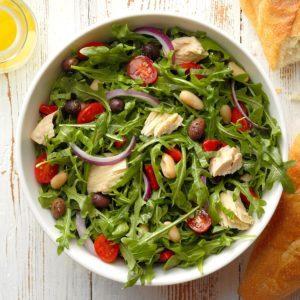 Herbed Tuna and White Bean Salad