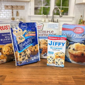 We Tried 5 Brands to Find the Best Blueberry Muffin