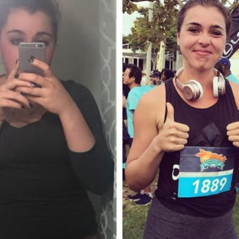 How One Woman Lost 50 Pounds in Less Than a Year—and You Can, Too