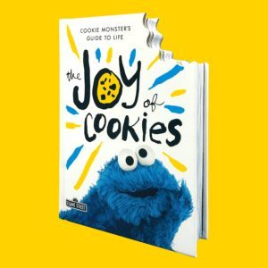 Why Cookie Monster's New Book May Hold the Secret To Happiness