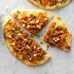 Moroccan Flatbreads