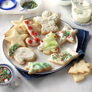 Never Fail Cutout Cookies