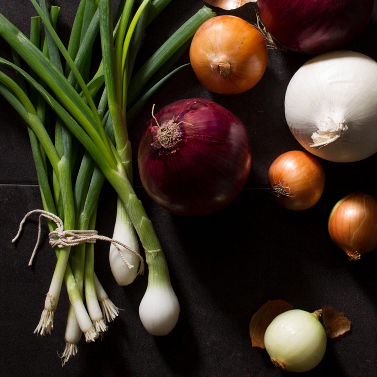 Onions via Taste of Home
