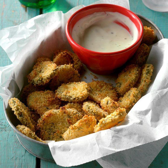 Air-Fryer Pickles