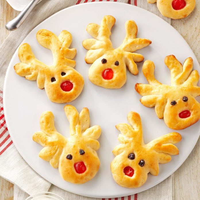 10 Reindeer Inspired Treats To Make This Christmas Taste Of Home