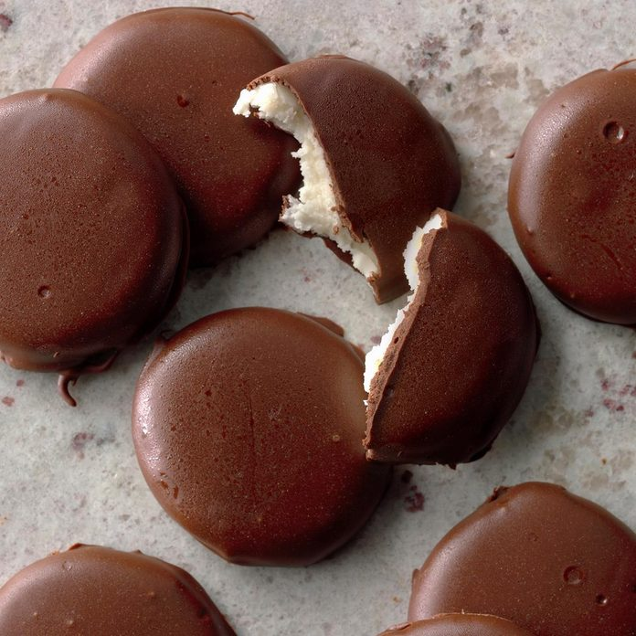 Perfect peppermint patty
