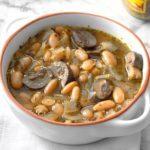 Pesto Bean Soup