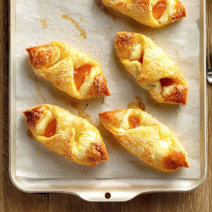 Puff Pastry Danishes