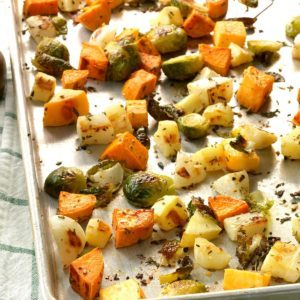 Rosemary Root Vegetables