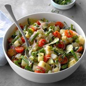 Sicilian Potato Salad