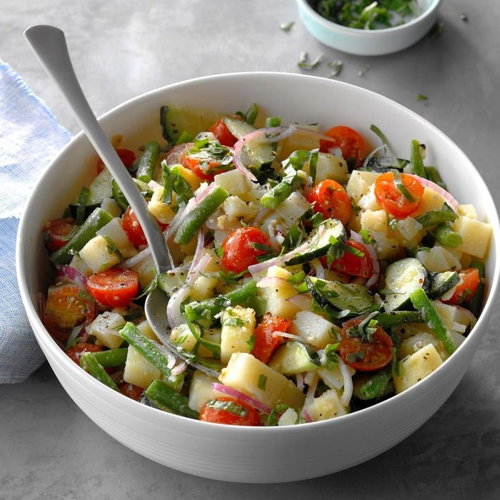 Easy Potato Salad Recipe Taste