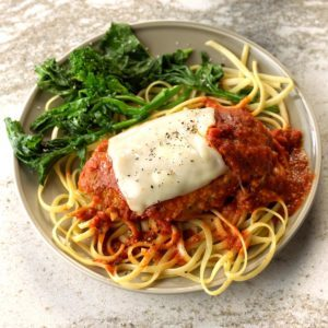 Slow-Cooker Chicken Parmesan