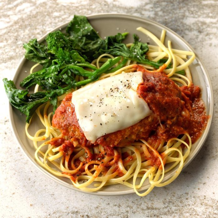 18 Ways to Love Chicken Parmesan
